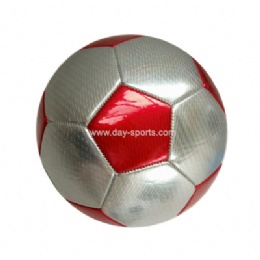 Laser PVC Machine-sewn Soccer Ball