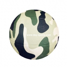 High Quality Military Rubber Basketball