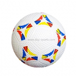 7P Standard Golf Surface Rubber Soccer Ball