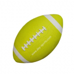 Junior Size Rubber American Football