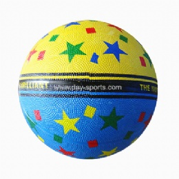 7P standard Rubber Basketball