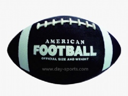 Full Size Rubber American Football