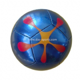 Mini PVC Machine-sewn Soccer Ball