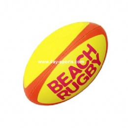 Beach Rugby for promotion
