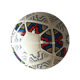 High Grade PU Machine-sewn Soccer Ball