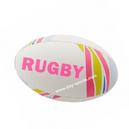 Pink Mini Rugby for promotion