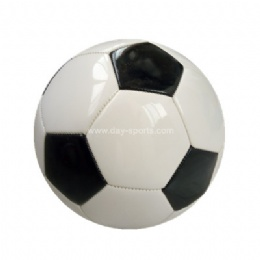 Shiny PVC Machine-sewn Soccer Ball